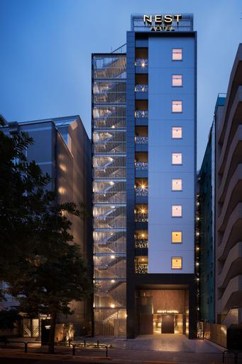 NEST HOTEL TOKYO HANZOMON, Chiyoda