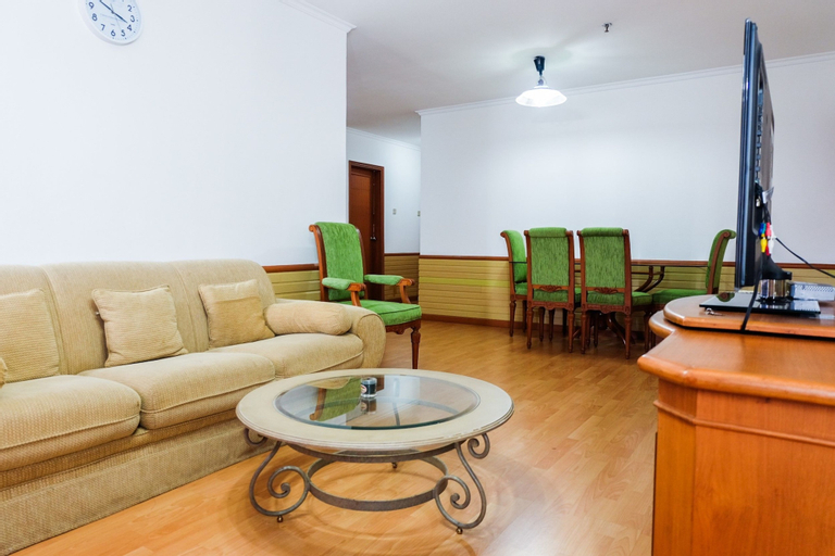Affordable 2BR Mitra Sunter Apartment near MOI, North Jakarta