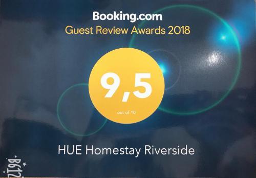 Hue Homestay Riverside, Huế