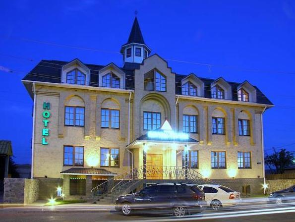 Jolki-Palki Hotel, Kremenchuts'ka