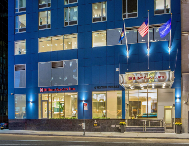 Hilton Garden Inn NYC Financial Center/Manhattan Downtown, New York