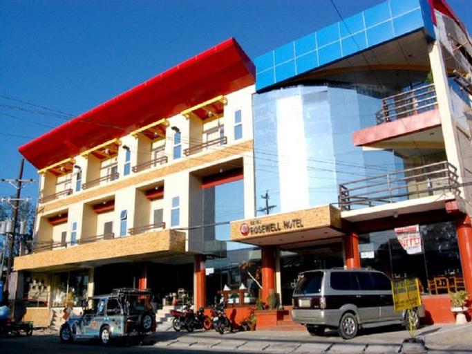 Ilocos Rosewell Hotel and Restaurant, San Nicolas