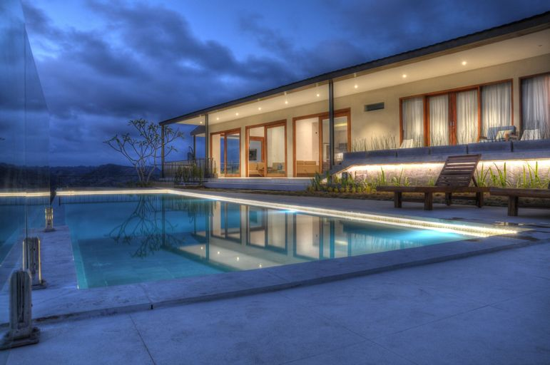 Villa Alasa, Private 4-BR Villa with Infinity Pool, Lombok