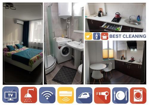 Apartment in Balti,