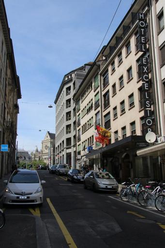 Hotel Excelsior, Genève