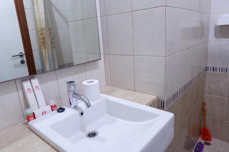 Strategic 2BR Apartment Sahid Sudirman Residences, Central Jakarta