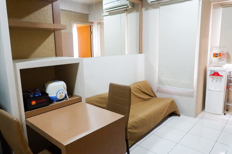 Modern 2BR Apartment at Puncak Permai, Surabaya