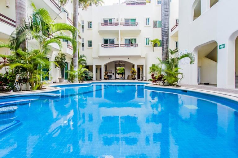 Apartamentos Playa Kaan, Cozumel