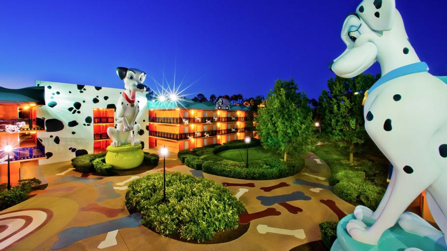 Disney's All-Star Movies Resort, Osceola