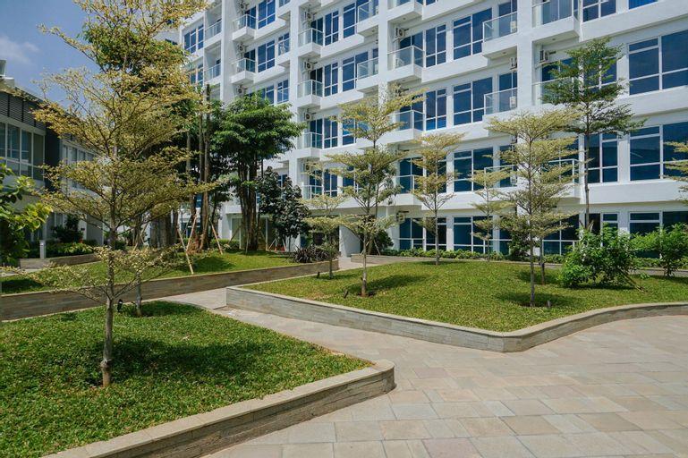 Peaceful Studio Apartment at Puri Mansion, West Jakarta