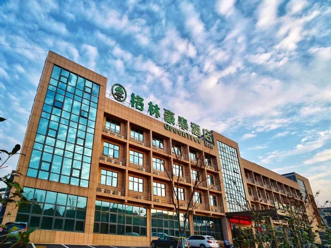 GreenTree Inn Changzhou Jintan District Xuebu Town Eastern Yanhu City, Changzhou
