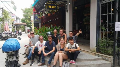 Share Dorm Hostel, Huế