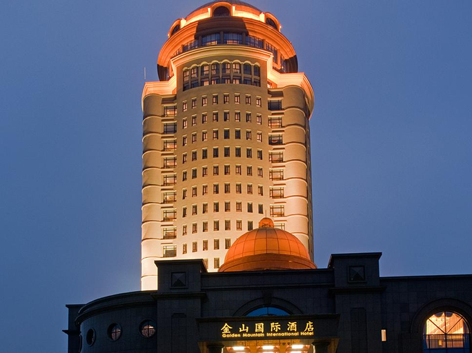 Golden Mountain International Hotel, Yantai