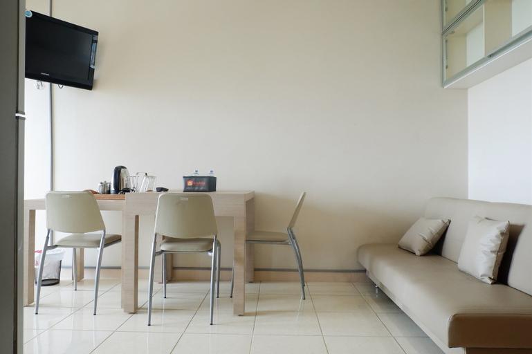 2BR City View at Mediterania Boulevard Apartment, Central Jakarta