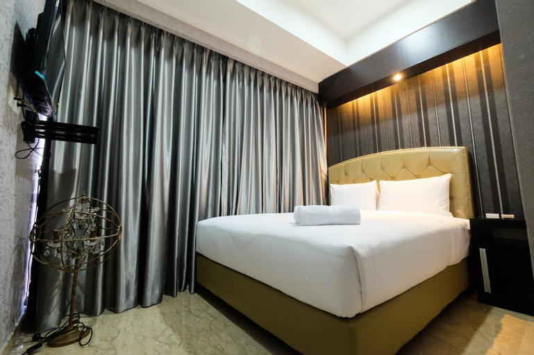 Elegant 2BR Menteng Park Apartment, Central Jakarta