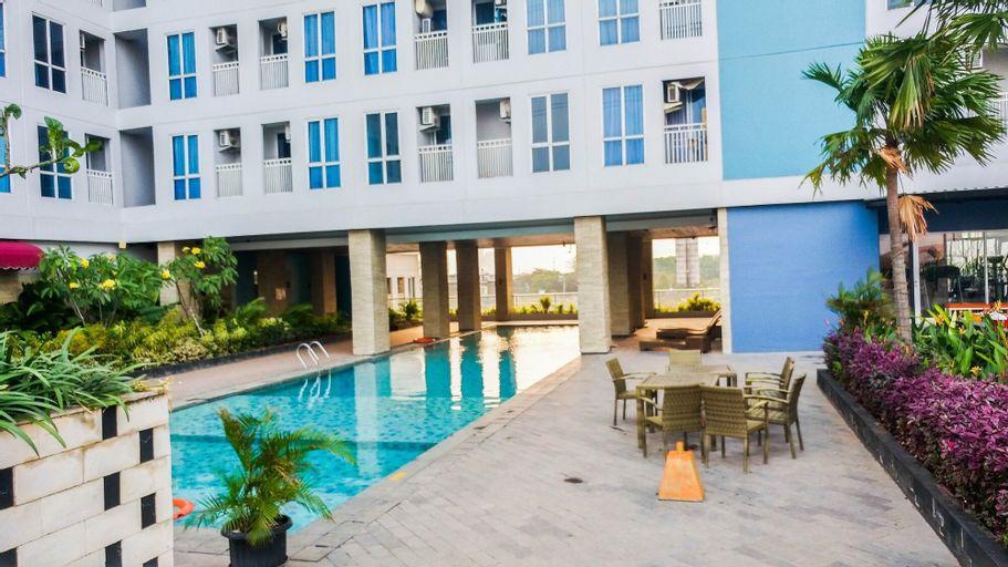 Best Price Studio Room Grand Dhika City Apartment, Bekasi