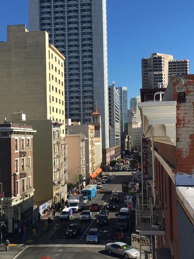 Artmar Hotel, San Francisco