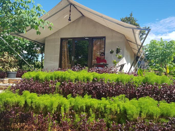 D'Bamboo Kamp Desa Wisata Ekang, Bintan Regency