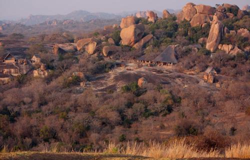 Big Cave Camp, Matobo