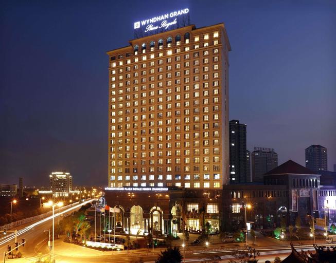 Wyndham Grand Plaza Royale Mingfa Zhangzhou, Zhangzhou