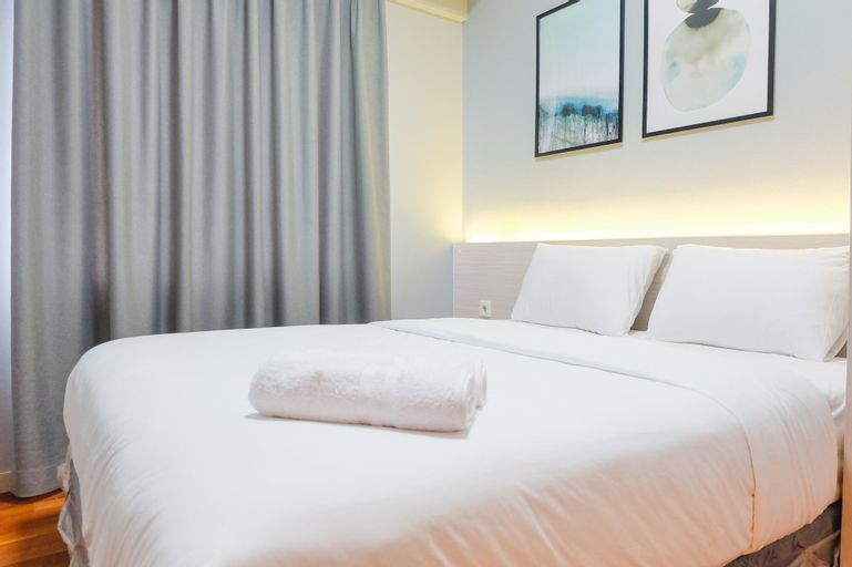 Spacious and Homey 3BR Poins Square Apartment, Jakarta Selatan