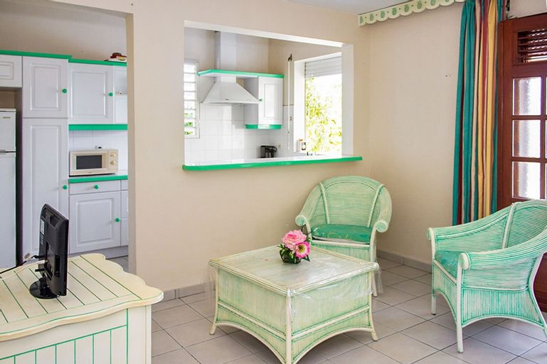 Apartment With one Bedroom in Sainte-anne, With Private Pool, Furnishe, Sainte-Anne