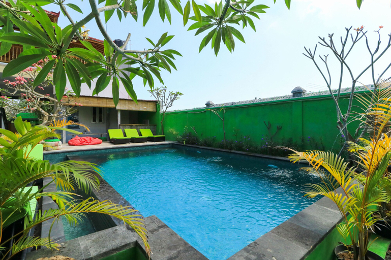The Green Groves Hostel, Klungkung