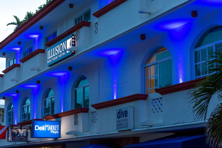 Illusion Boutique Hotel Adults Only By Xperience Hotels, Cozumel