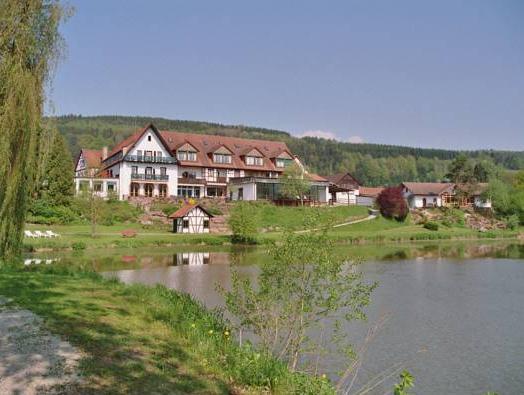 Seehotel Gut Durnhof, Main-Spessart
