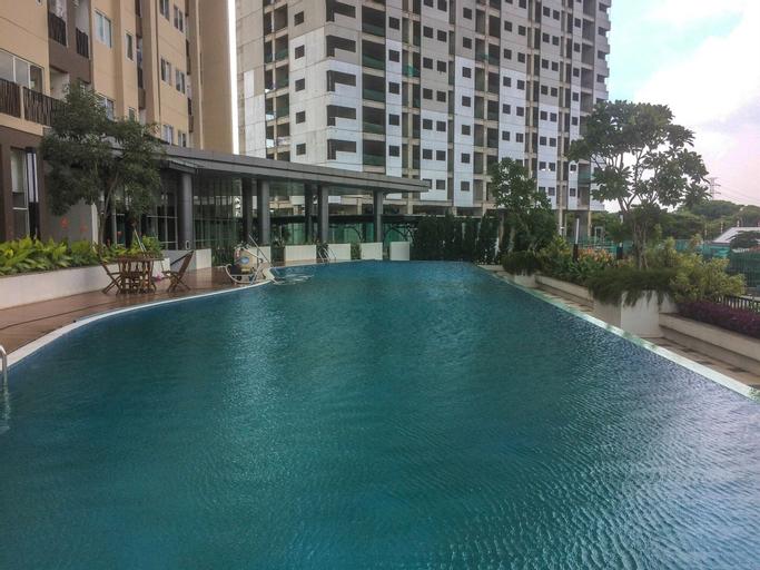Amazing 1BR at The Oasis Apartment near to Cikarang Area, Cikarang
