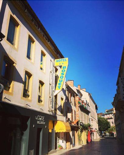 Hotel Bosquet Pau Centre, Pyrénées-Atlantiques