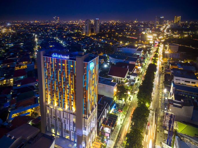 Deka Hotel (Formerly Ibis Budget HR Muhammad Surabaya), Surabaya