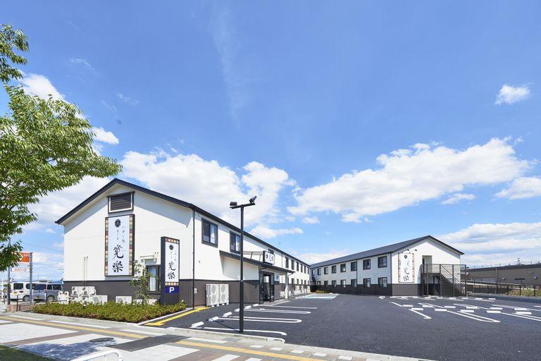 Hotel KAN-RAKU Honjo Waseda Ekimae, Honjō