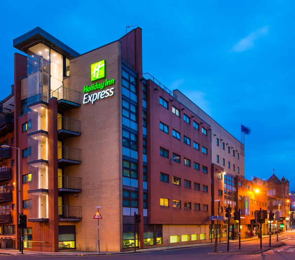 Holiday Inn Express Glasgow City Centre Riverside, Glasgow