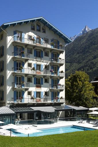 Hôtel Mont Blanc Chamonix, Haute-Savoie
