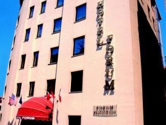 Hotel Forum, Alpes-Maritimes