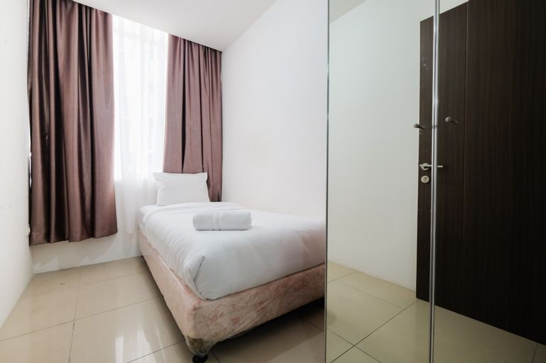 New Furnished 2BR Pasar Baru Mansion Apartment, Central Jakarta