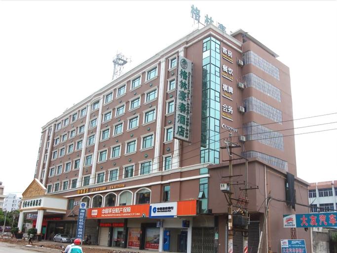 GreenTree Inn Shantou Chaoyang District Mianxi Road Hotel, Shantou