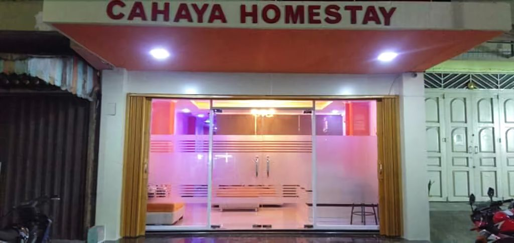 OYO 2231 Cahaya Homestay, Padang