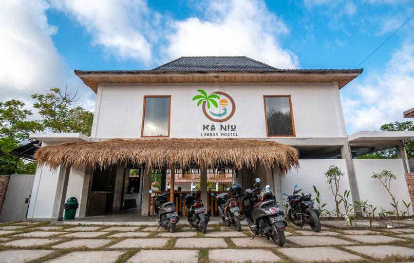 Kaniu Capsule Hostel, Lombok