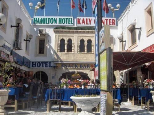Hamilton Hotel, Hammamet
