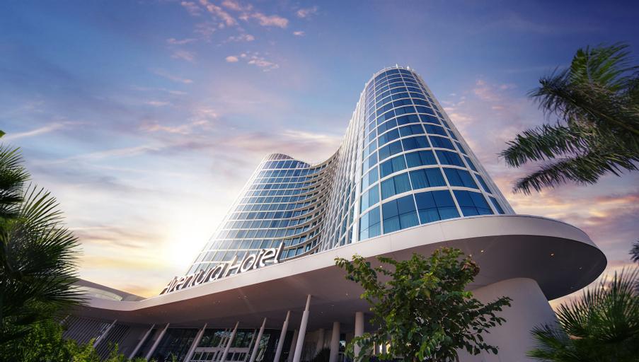 Universal's Aventura Hotel, Orange