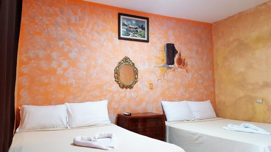 Hotel Rancho Argueta, San Luis Talpa