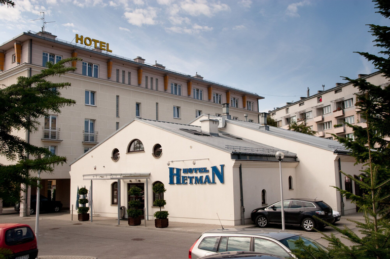 Hotel Hetman, Rzeszów City
