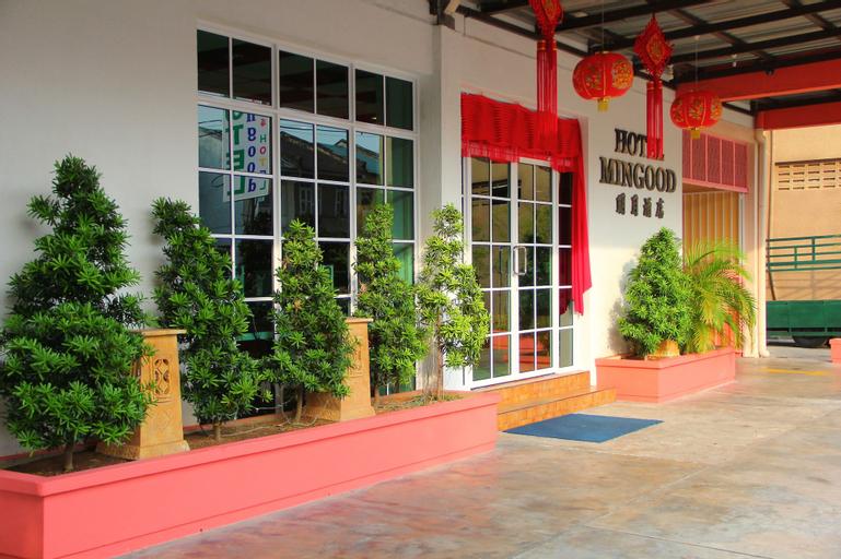 Hotel Mingood @ Argyll Road, Penang Island