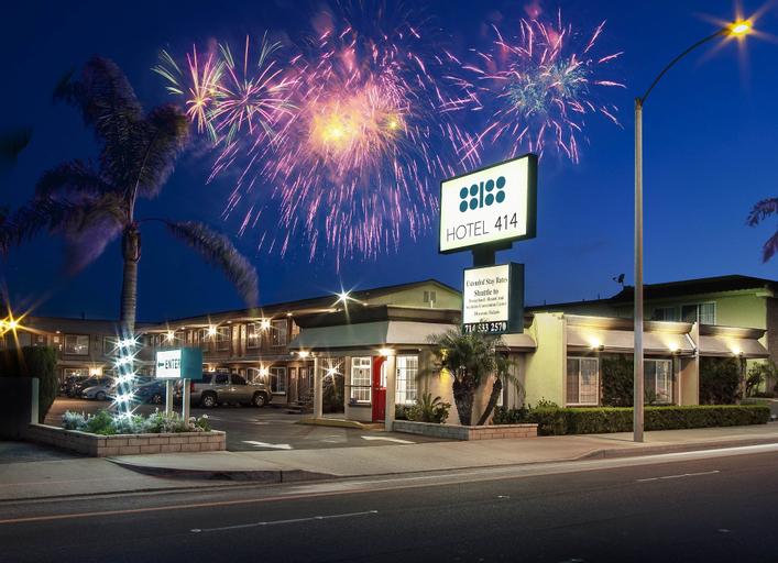 Hotel 414 Anaheim, Orange