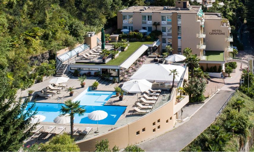 Hotel Campione, Lugano
