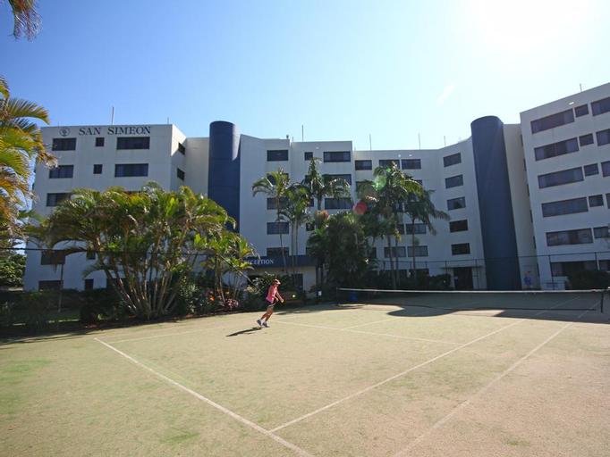 San Simeon Beachfront Apartments, Bilinga-Tugun