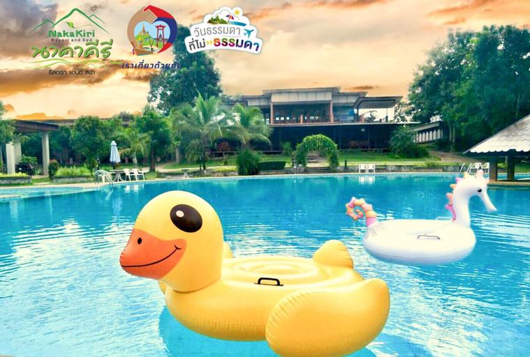 Nakakiri Resort & Spa Kanchanaburi, Thong Pha Phum