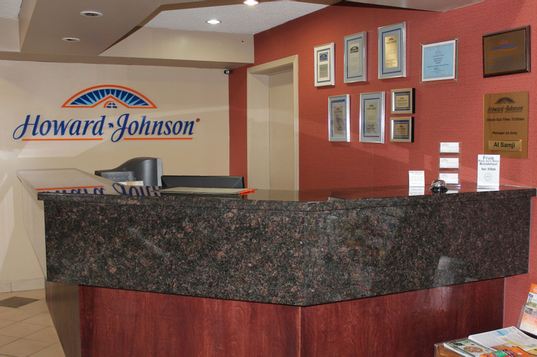 Howard Johnson by Wyndham Red Deer, Division No. 8